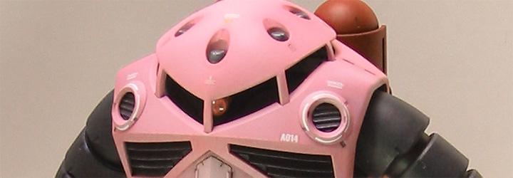 シャア専用ズゴック1/100 BANDAI MG MSM-07(S) Z'GOK