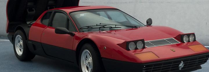 FUJIMIフジミ・フェラーリ512BB