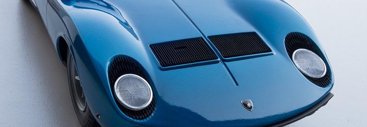 ランボルギーニ・ミウラP400S