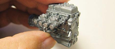 alpine A110 engine