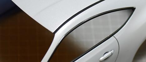 スバルBRZ ボディ塗装11