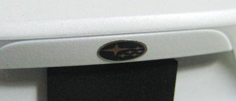 スバルBRZ エンブレム5