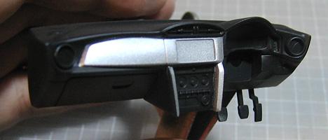 スバルBRZ コックピット塗装6