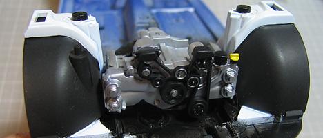 スバルBRZ エンジン2