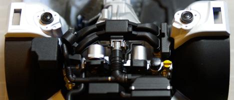 スバルBRZ エンジン9