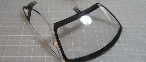 スバルBRZ グラス 塗装3