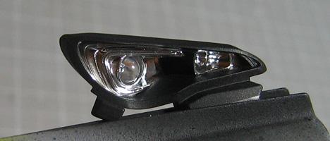 スバルBRZ ヘッドライト2