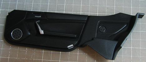 スバルBRZ ドア内張り デカール2