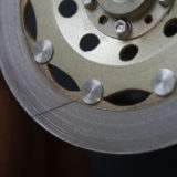 タミヤ CB750Fブレーキディスク