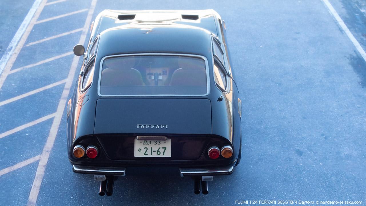 フェラーリ365GTB/4デイトナ