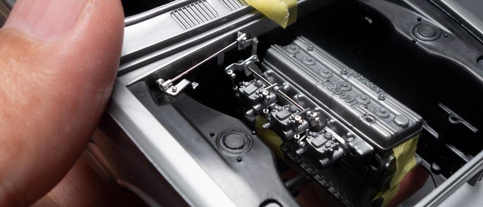 ソレックス・キャブレター S20エンジン